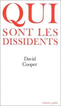 Qui sont les dissidents (Galilée)