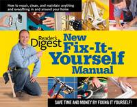 New Fix It Yourself Manual by STAFF OF READER'S DIGEST - Hardcover - from Ad Infinitum Books and Biblio.com