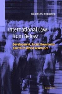 International Law From Below