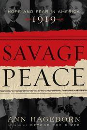 Savage Peace: America in 1919