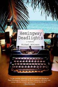 Hemingway Deadlights *Signed, pub dated with tiny sketch*