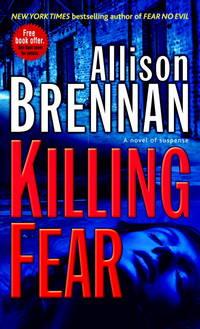 Killing Fear (Prison Break, Book 1)