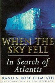 image of When the Sky Fell: In Search of Atlantis