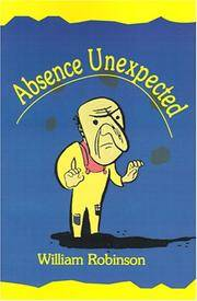 image of Absence Unexpected
