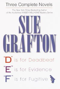 D is for Deadbeat, E is for Evidence, F is for Fugitive