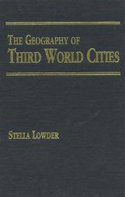The Geography of Third World Cities