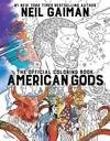 image of American Gods: The Official Coloring Book