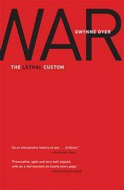 image of War: The Lethal Custom