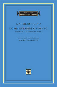 Commentaries On Plato, Volume 2