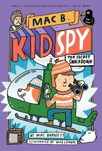 MAC B KID SPY03 TOP SECRET SMACKDOWN