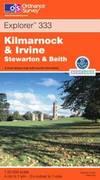 image of Kilmarnock and Irvine (Explorer Maps)