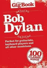image of Bob Dylan - The Gig Book