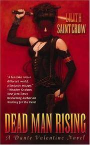 Dead Man Rising (Dante, Book 2)