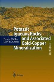 POTASSIC IGNEOUS ROCKS AND ASSOCIATED GOLD-COPPER MINERALIZATION (LECTURE NOTES IN EARTH SCIENCES)