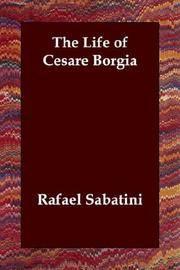 image of The Life of Cesare Borgia