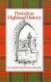 Periods in Highland History (Highland Library)