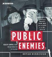 image of Public Enemies:  America's Greatest Crime Wave and the Birth of the FBI 1933-1934