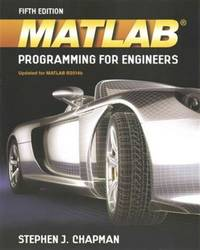 MATLAB Programming for Engineers (MindTap Course List)
