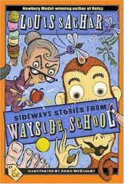 Sideways Stories from Wayside School by  Louis Sachar - Paperback - 2003 - from Robinson Street Books, IOBA and Biblio.com
