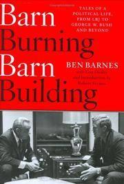 BARN BURNING BARN BUILDING.