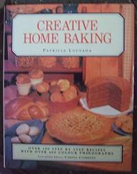 image of CREATIVE HOME BAKING