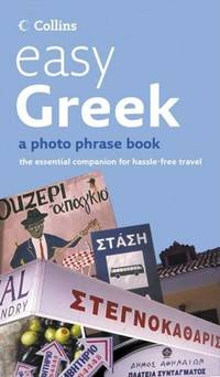 Easy Greek : a Photo Phrase book [and Audio CD]