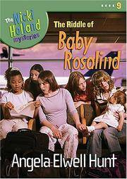 The Riddle of Baby Rosalind (The Nicki Holland Mystery Series #9)