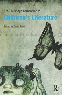 image of ROUTLEDGE COMPANION TO CHILDRENS LITERATURE