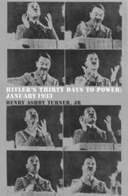 image of Hitler's Thirty Days To Power January 1933