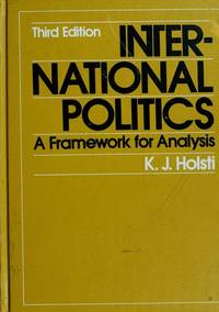 image of International Politics: A Framework for Analysis