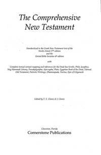The Comprehensive New Testament