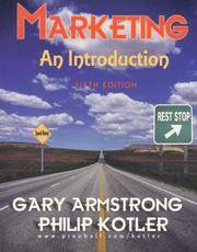 image of Marketing: An Introduction (5th Edition)