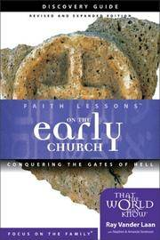 Early Church Discovery Guide: 5 Faith Lessons