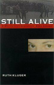 image of Still Alive: A Holocaust Girlhood Remembered (The Helen Rose Scheuer Jewish Women's Series)