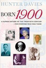 Born 1900