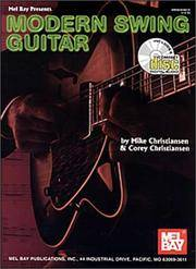 Modern Swing Guitar, Book/CD Set