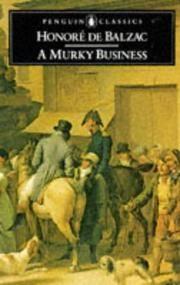 image of A Murky Business (UNE TENEBREUSE AFFAIRE)