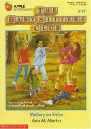 image of Mallory on Strike (Baby-sitters Club)