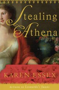 Stealing Athena: A Novel - Signed