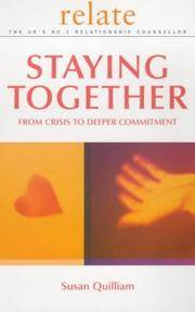 Staying Together: From Crisis to Deeper Commitment