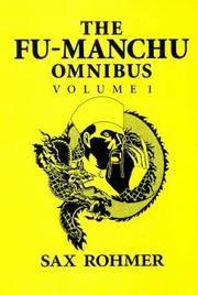 The Fu Manchu Omnibus