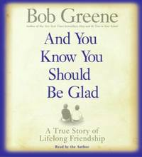 And You Know You Should Be Glad CD : A True Story of Friendship