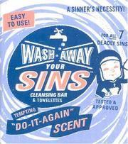 Wash Away Your Sins (Blue Q Mega Mini Kits)