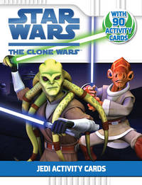 Jedi Activity Cards (Star Wars: The Clone Wars)
