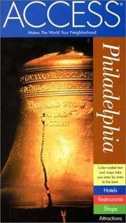 ACCESS Philadelphia (4th Edition)