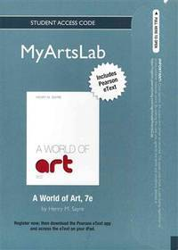The New Myartslab With Pearson Etext -- Standalone Access Card -- For Humanities