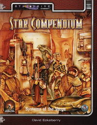 Star Compendium: Systems of the Verge (Alternity Sci-Fi Roleplaying, Star Drive Setting)