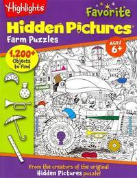 Farm Puzzles (Highlights™  Hidden Pictures®)