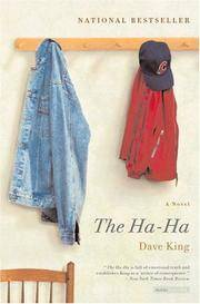 The Ha-Ha: A Novel