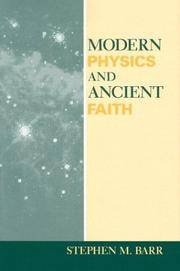 image of MODERN PHYSICS AND ANCIENT FAITH